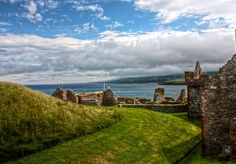 What a view - Peel Castle, Isle of Man by Sid B on 500px