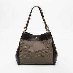 now on eboutic. New York Style, Brand Ambassador, Coach Handbags, Modern Luxury, Free Spirit, Wallet, Leather, Fashion, Moda
