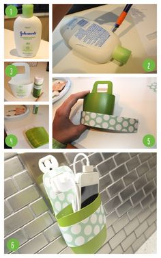 DIY Cell Phone Holder Step by Step