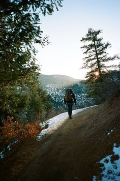 Take to the woods with only a backpack.  Take a deep breath, think and pray.