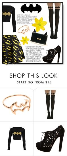 """Bat Skirt"" by bethany-whisper ❤ liked on Polyvore featuring Valentino"