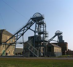 Woodhorn Colliery, Northumberland 2007 Coal Miners, Great Britain, Stage Props, City Scapes, England, Working Man, Explore, Painters, British