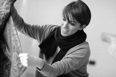Marta Cucciniello: the fashion designer at work: http://blog.martacucciniello.com/post/84200609009/fashion-designer-at-work