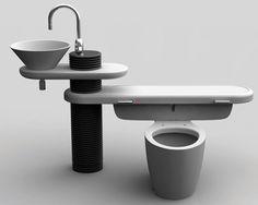 Spicytec: Eco Bath System by Jang Wooseok