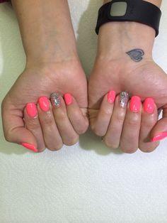 Gelish manicure.