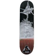 b7b97da23432 Palace Fairfax statue skateboard deck 8.1