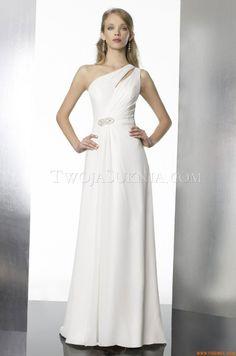 Vestidos de noiva Moonlight T563 Spring 2013