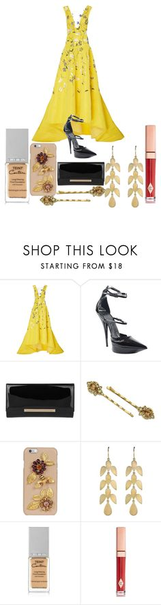 """""""1)"""" by glamitup-377 ❤ liked on Polyvore featuring Monique Lhuillier, Balenciaga, Jimmy Choo, 1928, Dolce&Gabbana, Irene Neuwirth, Givenchy and Charlotte Tilbury"""