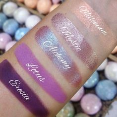 """4,959 Likes, 52 Comments - NABLA Cosmetics (@nablacosmetics) on Instagram: """"You can create so many beautiful colorful and sultry looks with these new eyeshadow shades! Don't…"""""""