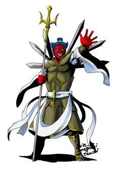 Bishamonten (Shin Megami Tensei)