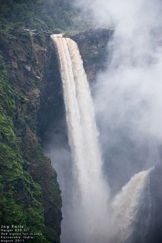 Jog Falls, India - The Most Attractive Places To Visit In India