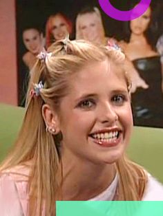 Buffy and Butterfly Clips