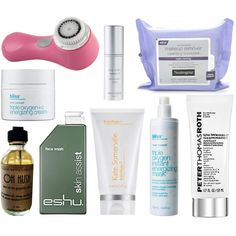 best skincare for combination/sensitive skin