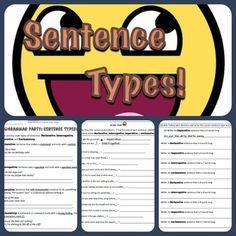 WRITING - Paragraphs & Sentences on Pinterest | Sentences, Paragraph ...