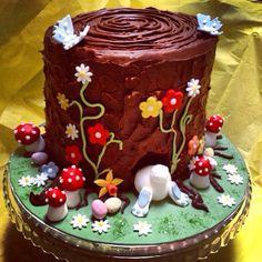 Pretty good idea :) easter cake !