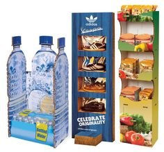 Hexacomb > Transport Packaging and POP Display Graphic Board