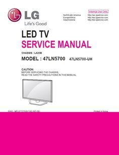 lg 50uh5500 4k smart led tv service manual schematic diagrams rh pinterest com User Webcast User Guide Template