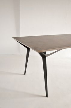 Prototype architect dining table 1980s