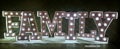 Make an EASY DIY MARQUEE SIGN