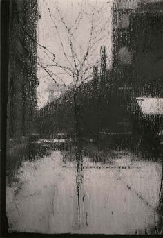 "Josef Sudek From the series, ""Window of my Studio"" 1941-1954"