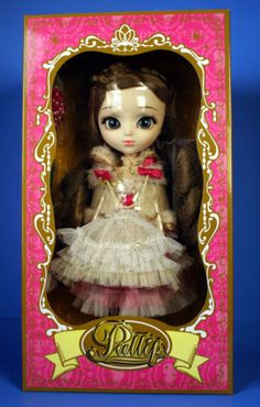 Pullip Dolls Nanette Anime Fashion Doll P-086 Japanese Japan