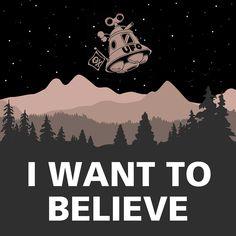 I want to believe, believe, poster, dr. slump, freak, ovni,ovnis,sarcasm, space,pirates,believe in, alien, aliens,
