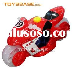friction motorbike toy car