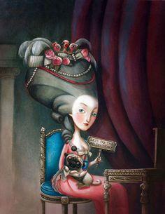Enchanté - Nucleus | Art Gallery and Store = Rebecca Dautremer