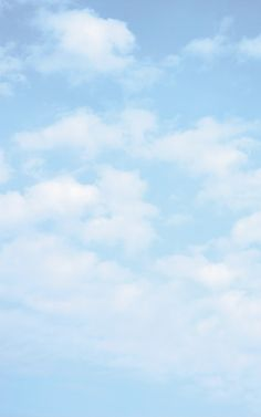 Blue sky - white clouds wallpaper and soft as cotton Light Blue Aesthetic, Blue Aesthetic Pastel, Aesthetic Pastel Wallpaper, Aesthetic Backgrounds, Aesthetic Wallpapers, Violet Aesthetic, Night Aesthetic, Blue Clouds, White Clouds