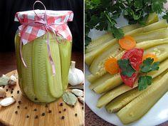 Ах, как же я обожаю кабачки, приготовленные по этому рецепту!!! Я всегда на зиму консервирую несколько вариантов кабачков, которые любит...