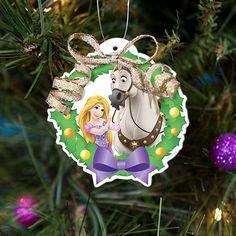 Disney Princess Holiday Ornaments (download: http://di.sn/n6o)