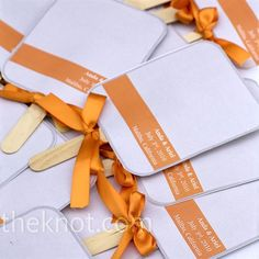 DIY Wedding Invitations,Programs, and More!