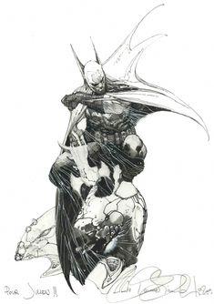Batman by Simone Bianchi                                                       …