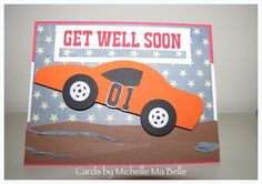 father 39 s day card for my father in law classic car paper. Black Bedroom Furniture Sets. Home Design Ideas