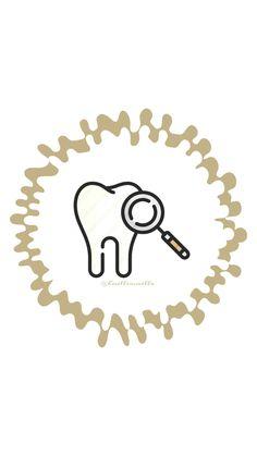 Dental Cover, Dentist Website, Instagram Jobs, Happy Dental, Tooth Icon, Braces Colors, Dental Logo, Dental Braces, Art Drawings For Kids