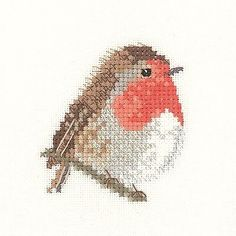 HERITAGE CRAFTS - LITTLE FRIENDS (14ct) CROSS STITCH KIT (Choose From 26 Kits)