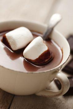 Skinny Hot Chocolate: Sugar-Free, Vegan, and just 20 calories…