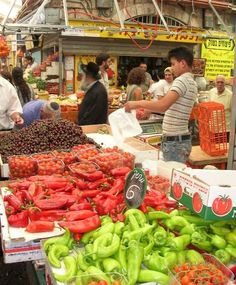 had always wanted to visit this market whenever I am in Israel but never had the chance, hope I can visit the next time