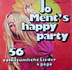 Jo Ment's Happy Sound - Jo Ment's Happy Party (Vinyl, LP) at Discogs