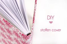 DIY * stoffen cover