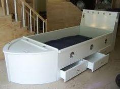 Boat bed idea