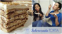 Seherezada torta - KREMASTA i SOČNA - RECEPT