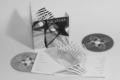 tumblr m9vic1JenS1rx93fyo1 1280 Pop up CD Packaging by Lilla Tóth