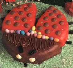 Easy Ladybug Cake for a Kid's Birthday Party