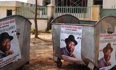 THE NIGERIAN 2015 PRESIDENTIAL RACE HAS BEGUN....WAKE UP!
