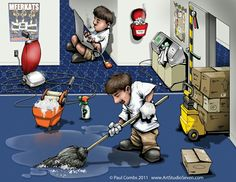 Illustrator Paul Combs: New Princess Cruises Saftety Posters Office Safety, Workplace Safety, Hazard Identification, Environmental Health And Safety, Safety Pictures, Firefighter Emt, Fire Training, Industrial Safety, Safety Posters