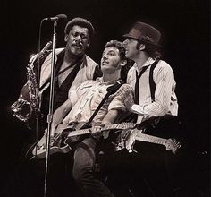Bruce Springsteen & The E Street Band : He is and always will be THE BOSS