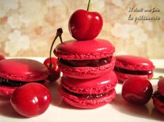 macarons recette facile inratable