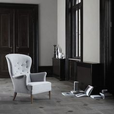 Buy The Carl Hansen heritage Armchair here http://www.utilitydesign.co.uk/carl-hansen-heritage-armchair