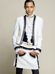 Chanel Pre Fall 2015 by Karl Lagerfeld